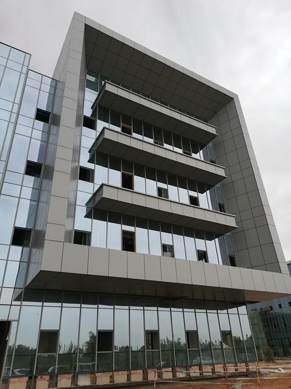 神华宁煤实验大楼